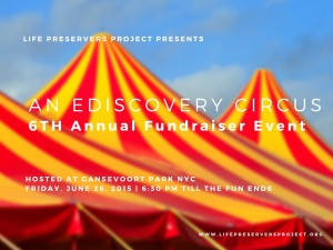6th Annual eDiscovery Summer FUNraiser