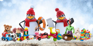 2017 Life Preservers Project Holiday Party & Toy Drive