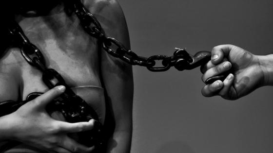 A sex slaves daily life