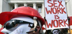 Sex work not sex trafficking