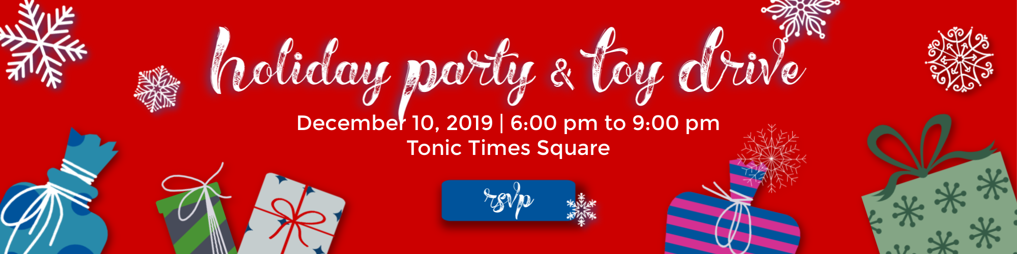 2019 Life Preservers Project Holiday Party