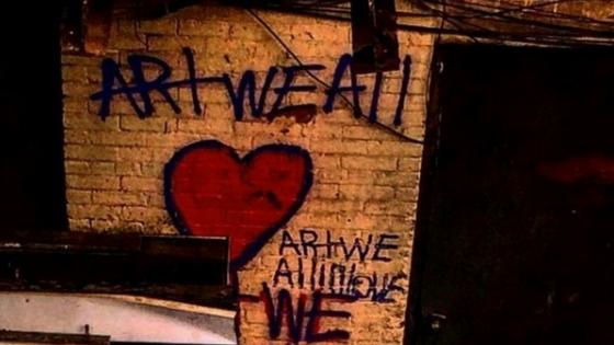 NYC Lifestyle Brand Art we All